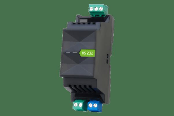 Die RS232 Extension ermöglicht Ihnen die Ansteuerung von Geräten, wie z.B. Klimaanlagen, Lüftungsanlagen, Fingerprint-Systeme uvm.