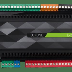Loxone Extension damit können Sie Ihr Loxone System einfach um zusätzliche digitale und analoge Ein- und Ausgänge erweitern