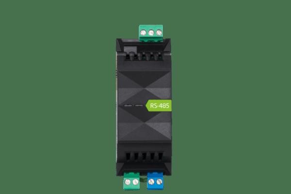 Produktfoto Loxone RS-485 Extension. Diese ermöglicht die Ansteuerung von Geräten mit einer RS 485 Schnittstelle.