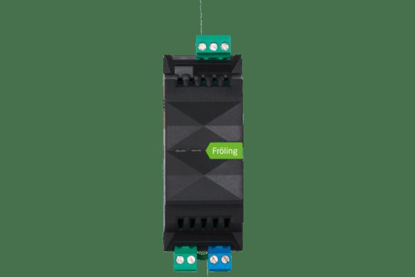 Loxone Fröling Extension zur Steuerung von Heizkesseln