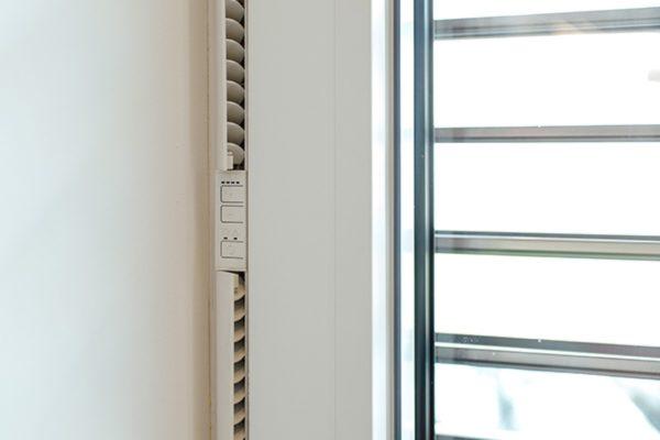 Loxone Modul zur Realisierung der intelligenten Wohnraumlüftung