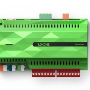 Loxone Miniserver ist die zentrale Steuereinheit Ihrer Gebäude- & Hausautomation