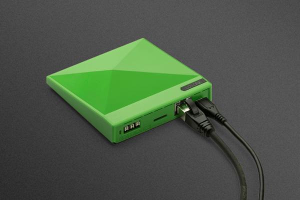 Loxone Miniserver Go mit LAN Anschluss