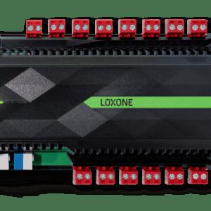 Die Loxone Relay Extension ist mit 14 potenzialfreien Relais ausgestattet und besonders für Schaltaufgaben geeignet